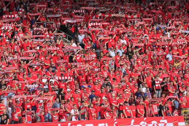 Kibice Widzewa Łódź kupili ponad 15 tysięćy karnetów