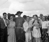 31 lipca 1955 r.: V Światowy Festiwal Młodzieży i Studentów. Uśmiechy wśród gruzów
