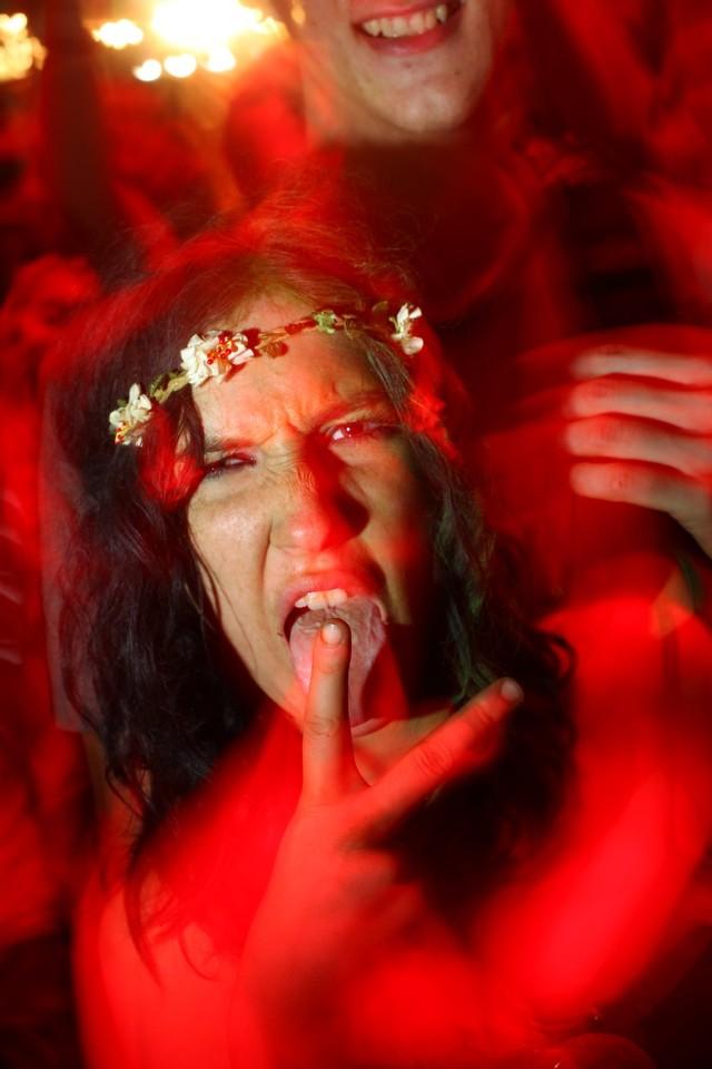 Woodstock 2016: Niesamowite portrety festiwalowiczów okiem Grzegorza Dembińskiego