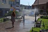 GORZÓW WLKP. W Gorzowie działają kurtyny wodne. Miasto i PWiK rozstawiło je w kilku miejscach w mieście. Gdzie dokładnie?