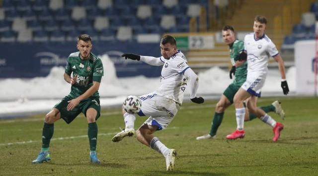 W ostatnim meczu Stal Mielec podzieliła się punktami ze Śląskiem Wrocław
