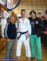 Wrocławski policjant został mistrzem Polski w karate Shotokan (FOTO)