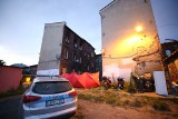 Chorzów. Tragiczny pożar na ulicy Cmentarnej. Jedna osoba nie żyje, jedna została ciężko ranna