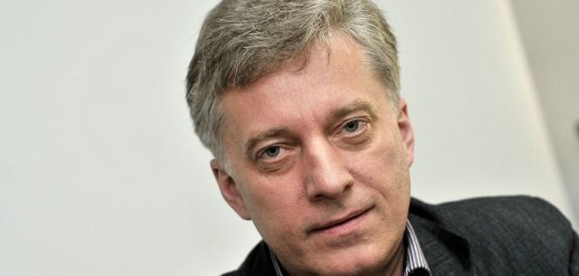 Mariusz Szmidka, redaktor naczelny Dziennika Bałtyckiego