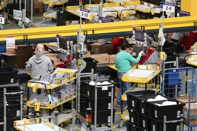 Amazon szuka łącznie 12 tys. pracowników sezonowych