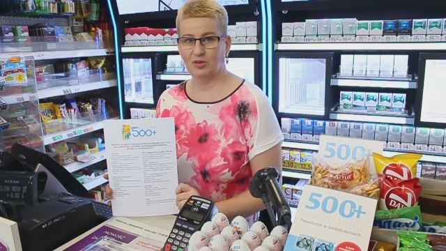 W sklepach są już listy produktów, których nie można kupić za 500 złotych na dziecko