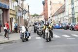 Niesamowita parada motocyklistów w Lubsku. Motocykliści z Boxer MC Poland świętowali jubileusz 35-lecia