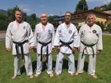 Międzynarodowe zgrupowanie karate na Słowacji