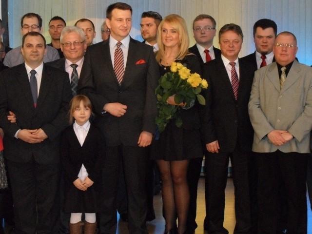Ugrupowanie samorządowe Mieszkańcy Częstochowy przedstawiło swoje założenie