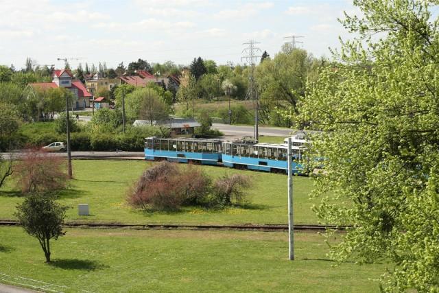 Pętla tramwajowa przy ul. Grabiszyńskiej