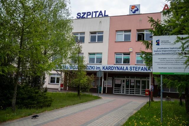 Od 1 czerwca szpital w Łomży wraca powoli do normalności