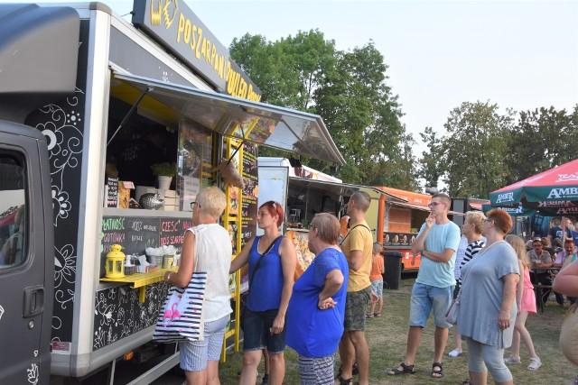 Przed pandemią Festiwal Smaków Food Trucków  zorganizowano latem w Nakle. Zainteresowanie mieszkańców było ogromne