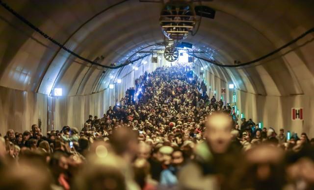 Mija 5 lat od uruchomienia Tunelu pod Martwą Wisłą! Kliknij w galerię i zobacz, jak się zmieniał >>>