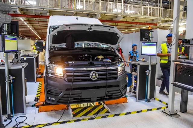 Volkswagen Poznań rozpoczyna szczepienia pracowników.
