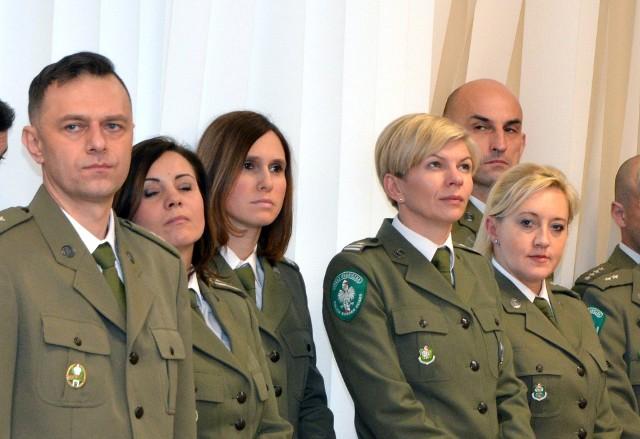 17 grudnia 2018 r. przy blasku Betlejemskiego Światła Pokoju w Komendzie Podlaskiego Oddziału Straży Granicznej odbyło się wigilijne spotkanie, w którym uczestniczyła kadra kierownicza, funkcjonariusze i pracownicy oddziału.