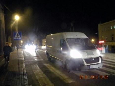 Do wypadku doszło w środę na ulicy Batorego w Prudniku.