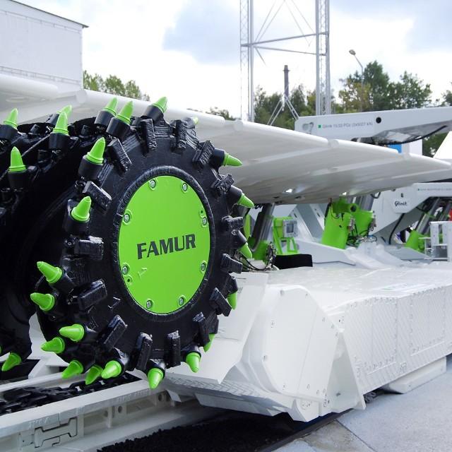 Famur to czołowy producent urządzeń górniczych w Europie Środkowo-Wschodniej