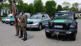 Jubileuszowe obchody 30. rocznicy powstania Nadbużańskiego Oddziału Straży Granicznej w Chełmie