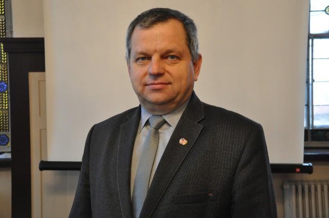 Waldemar Czaja, wójt Zębowic