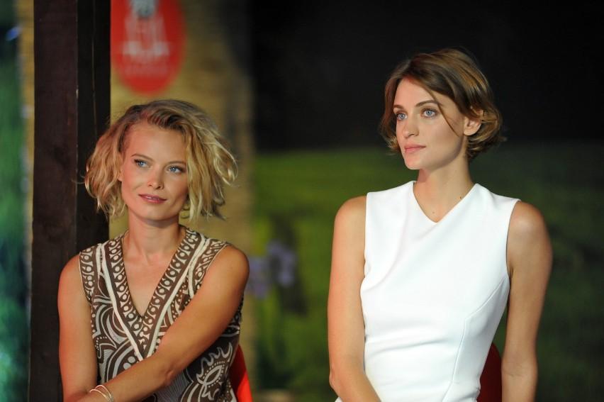 Renata Kaczoruk i Weronika Budziło wzięły udział w nowym...