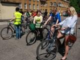 Na rowerach z poselstwem