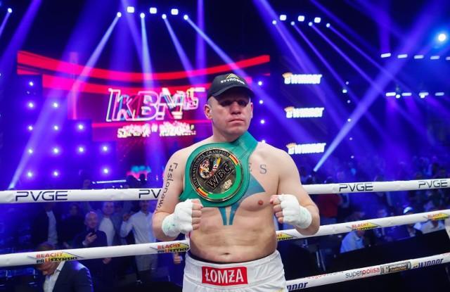 Łukasz Różański w walce z Arturem Szpilką zdobył pas WBC International. Przed nim szansa na walkę o pas mistrza świata WBC.