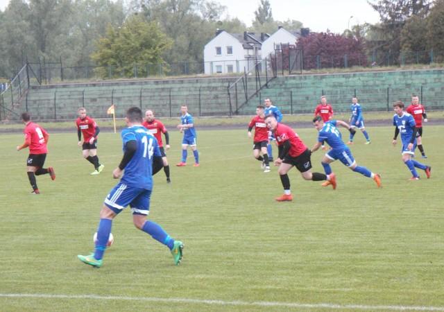 Czarni Pruszcz Gdański ulegli Gromowi Nowy Staw 0:3
