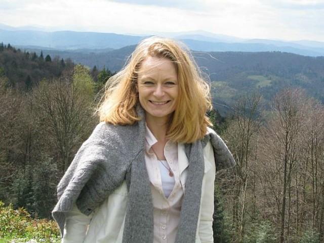 Anetą Krawczyk, psycholog z Sokołowa Małopolskiego
