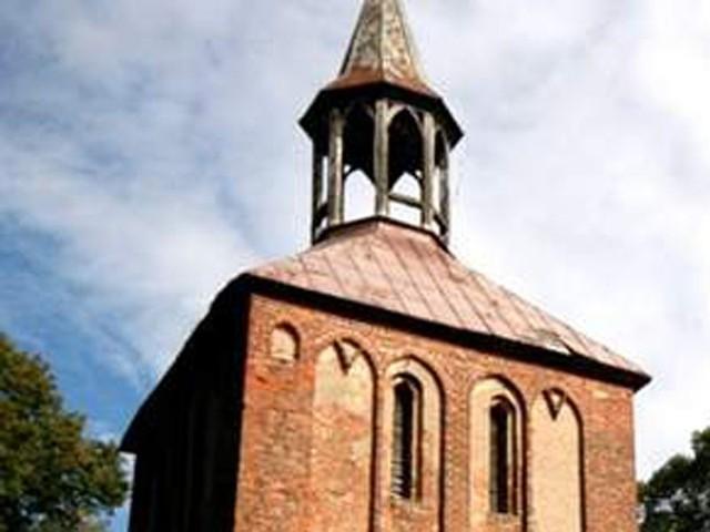 9 marca rusza remont XVI wiecznej wieży kościoła w Czerninie.