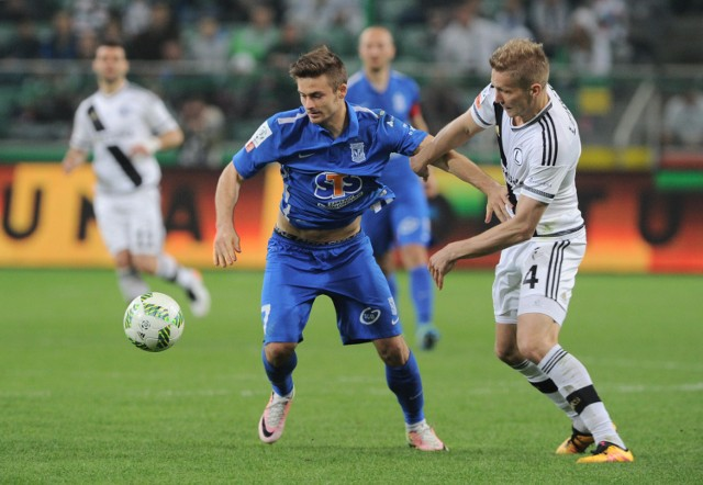 Karol Linetty ma być główną bronią Lecha w finale Pucharu Polski
