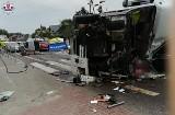 Wypadek w Bełżcu. Zderzyło się pięć samochodów na DK17. Tragiczny karambol w Bełżcu [ZDJĘCIA]