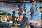 Upalna sobota w Kozienicach nad jeziorem - ZNAJDŹ SIĘ NA ZDJĘCIACH