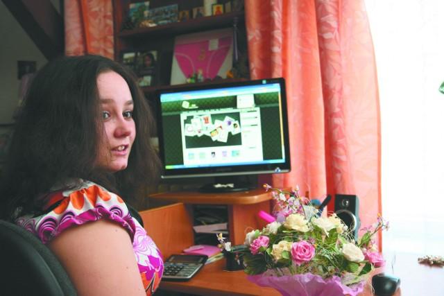 - Prowadzę galerię już ponad rok – mówi Anna Grygoruk