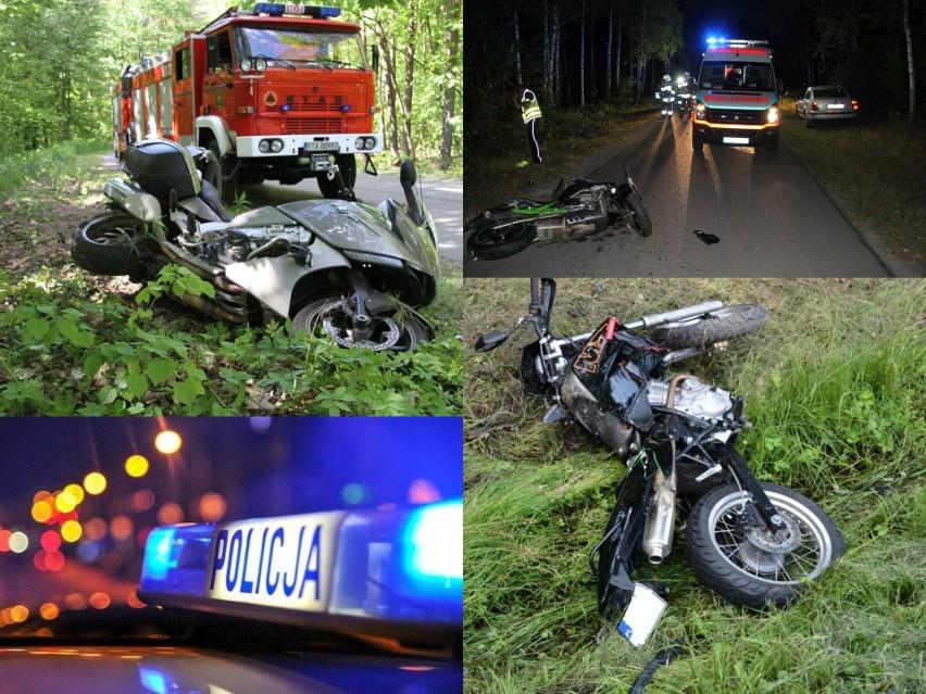 Wraz z nadejściem jesieni kończy się tegoroczny sezon motocyklowy. Niestety, jak co roku, doszło do wielu groźnych wypadków z udziałem kierujących jednośladami, niektóre zdarzenia miały tragiczny finał. Przypominamy te najpoważniejsze wypadki motocyklowe na północy Podkarpacia. Zobacz więcej na kolejnych slajdach>>>