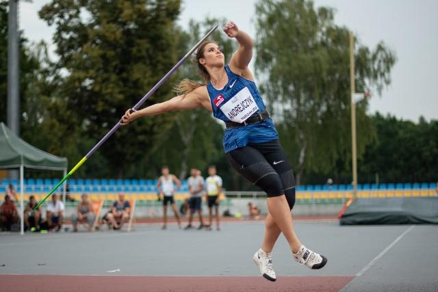 Maria Andrejczyk wygrała rywalizację oszczepniczek na Memoriale Zygmunta Szelesta