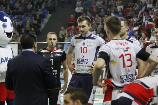 W kadrze znaleźli się m.in. Paweł Zatorski (po lewej) i Mateusz Bieniek