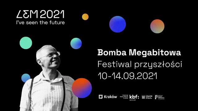 Bomba Megabitowa wybuchnie w Krakowie 10 września. To festiwal multimedialny, który zwieńczy obchody Roku Lema