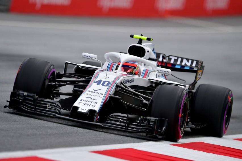 Robert Kubica podczas środowych testów na torze Hungaroring przejechał 103 okrążenia.