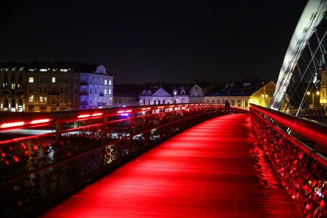 Kraków w kolorze czerwieni - taki był finał 29. Finału Wielkiej Orkiestry Świątecznej Pomocy