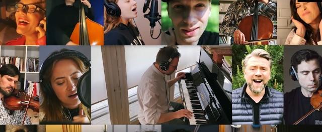 """Utwór """"Ponad tęczą"""", czyli polska wersja światowego hitu """"Over the rainbow"""" wspiera akcję charytatywną """"Nadzieja"""".Zobacz kolejne zdjęcia. Przesuwaj zdjęcia w prawo - naciśnij strzałkę lub przycisk NASTĘPNE"""