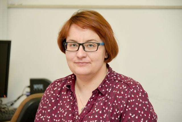 Sylwia Pierścieniak, MOPR
