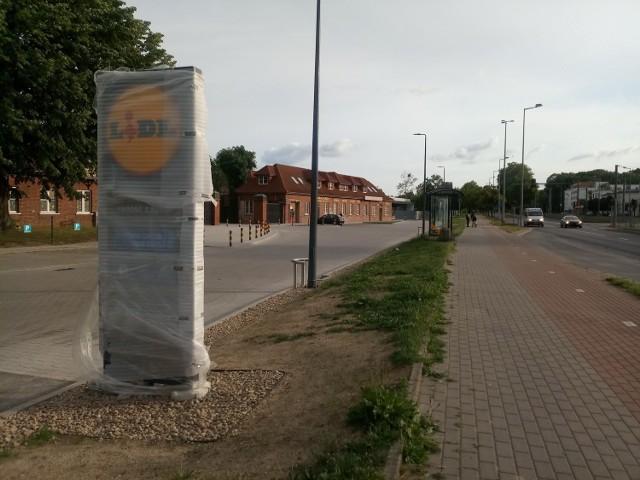 Szósty w Gorzowie Lidl zostanie otwarty w pierwszej połowie sierpnia.