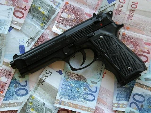 na mieszkańca Suwałk zorganizowali gangsterzy z Litwy