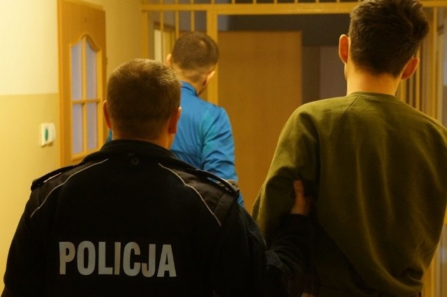 Nożownik z Raciborza został zatrzymany