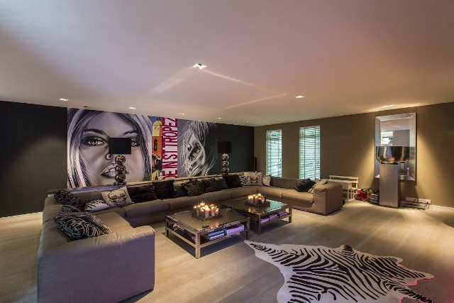 Niesamowita rezydencja w Holandii. Ściany ze skóry naturalnejNiesamowita rezydencja w Holandii. Ściany ze skóry naturalnej (ZDJĘCIA)