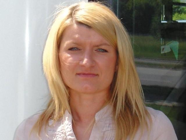 Aneta Grygoruk z ASW Wojciula