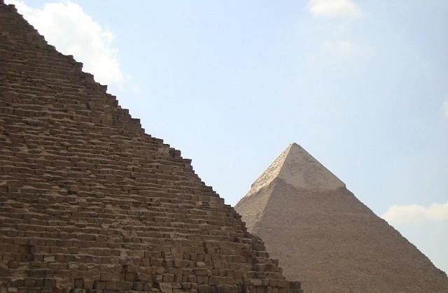 Na świąteczno-sylwestrowy wypad wybieramy najczęściej Egipt. Bo jest tam wtedy ciepło...