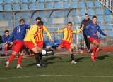 3 liga. Wisła Sandomierz - Korona II Kielce 1:2. Zobacz zdjęcia z meczu (GALERIA)