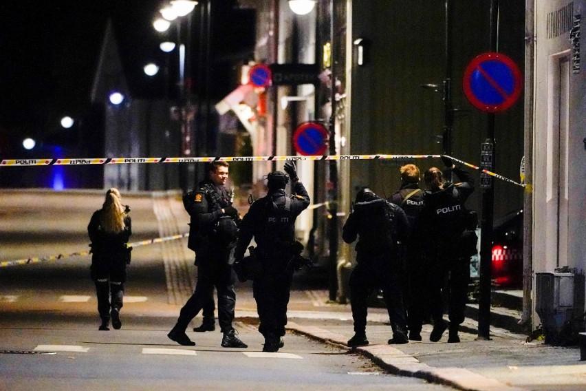 Norwegia: Atak w Kongsberg. Są zabici i ranni