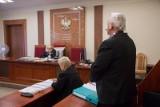 Wysoki urzędnik przed obliczem sądu